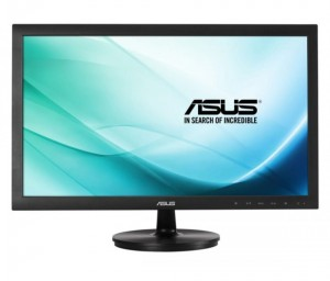 Monitor Asus 24' VS247NR LED FullHd Dvi